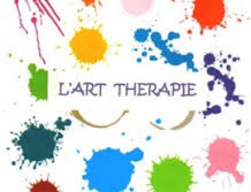 Janvier 2018 – Art Thérapie