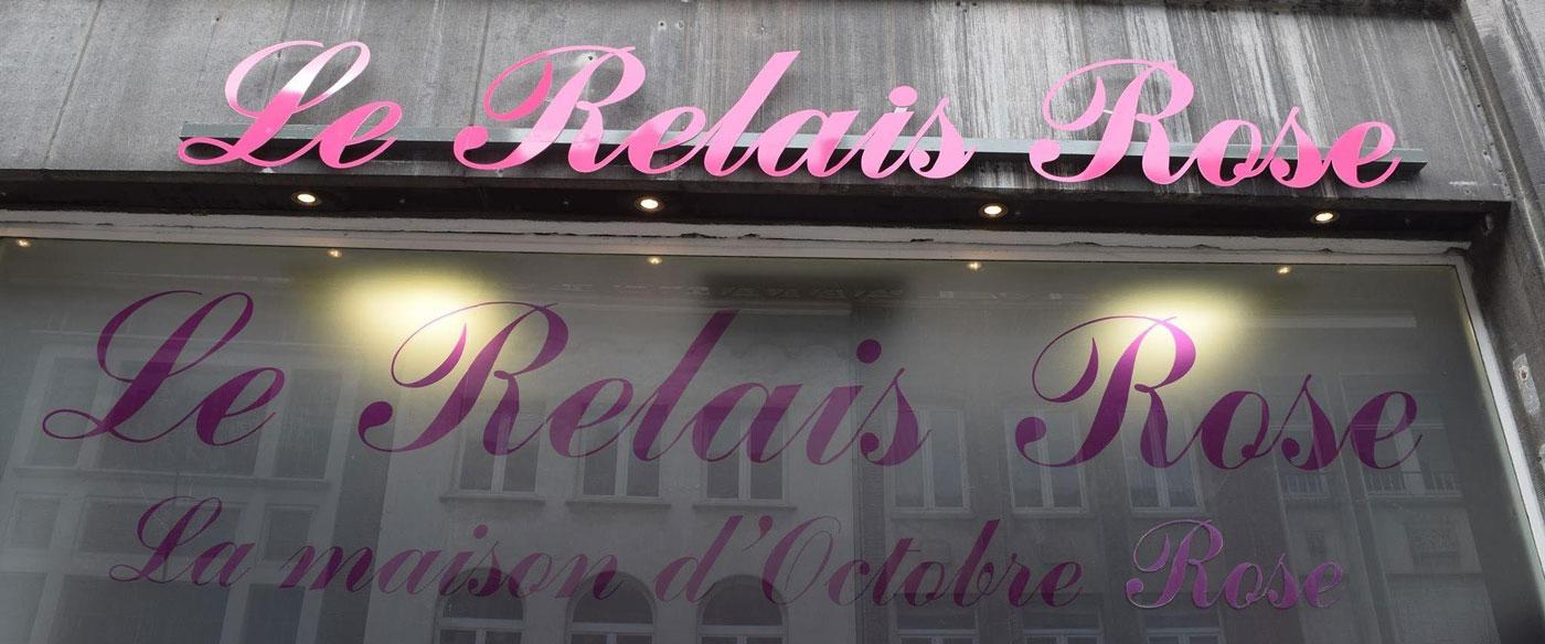 Relais rose