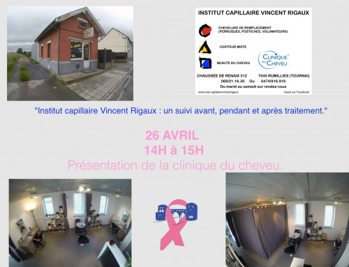 "Atelier ""clinique du cheveu"""