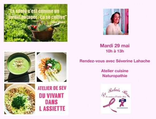 Atelier : Cuisine – Naturopathie