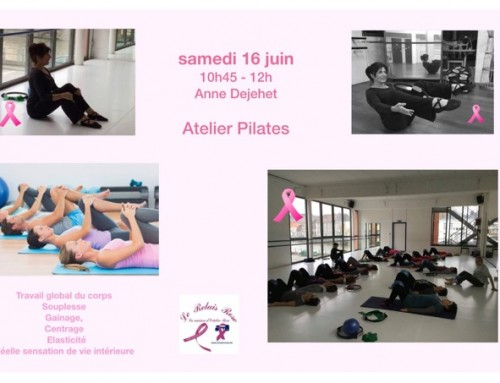 Atelier Pilates – Samedi 30 juin