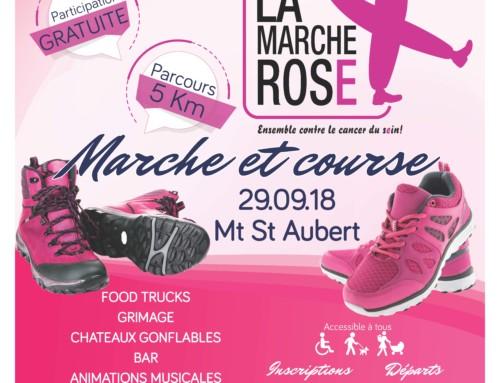 La Marche Rose