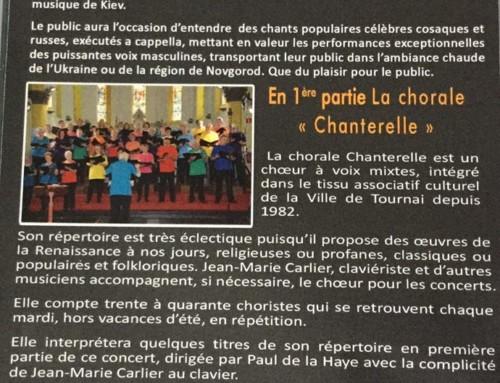 Chorale Chanterelle