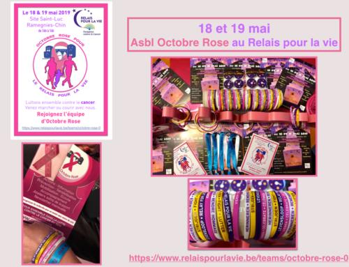bracelets Relais pour la Vie